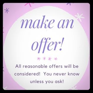 Other - 💗Reasonable Offers Welcomed💗
